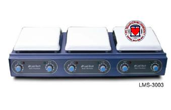 Jual Multi Position Hotplate & Stirrer LMS-3003