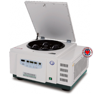 Jual Multi tube carrier refrigerated centrifuge TRVS-6000CFi