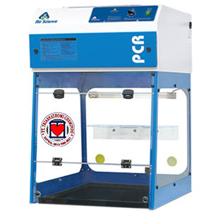 Jual PCR Laminar Flow Cabinets PCR-36