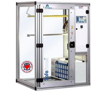 Jual Automatic Cyanoacrylate Fuming Chambers TRARV-60T