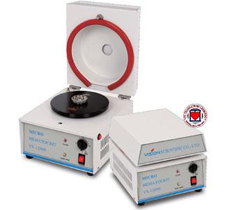 Jual Hematocrit Centrifuge TRVS-12000