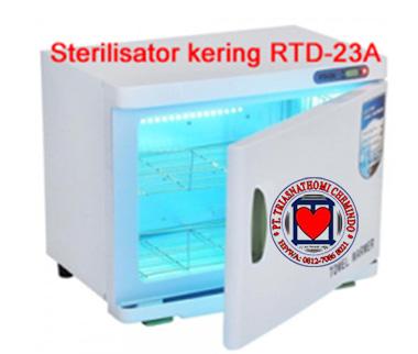Jual Sterilisator Kering TRRTD-23A