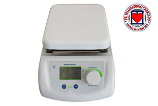 Digital Magnetic Stirrer with Hotplate