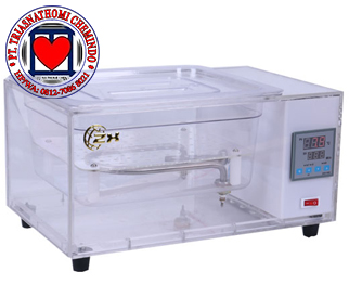 Laboratory Transparent Water Bath